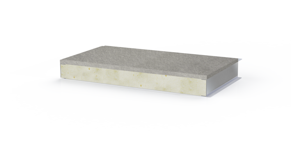 Uran Floor cement-bonded particle board