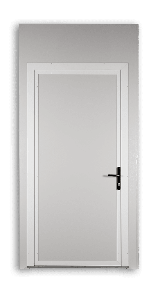 Integrated solution Door panel