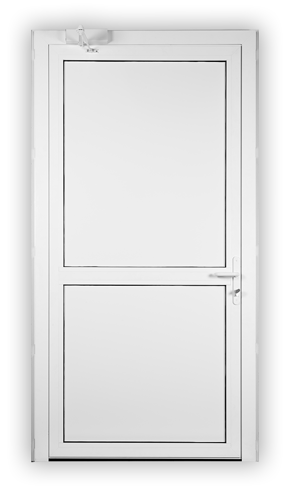 ALU Warm Door Panel
